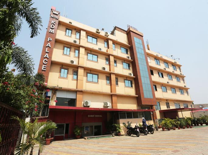 Capital O 43982 Hotel Kdm Palace, Begusarai
