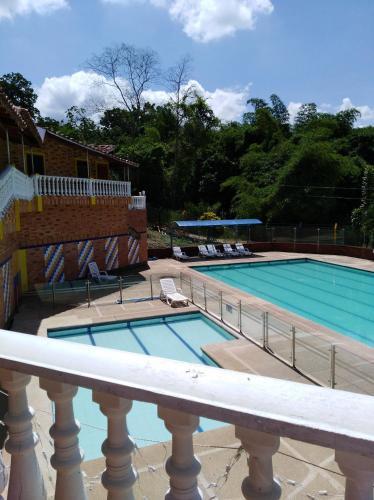 Hotel Recreacional Campestre Villa Hercules, Piedecuesta