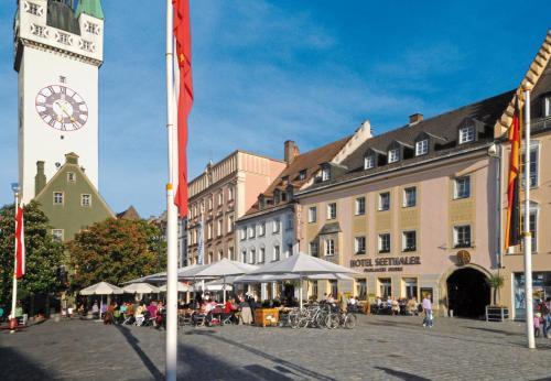 Hotel Seethaler, Straubing