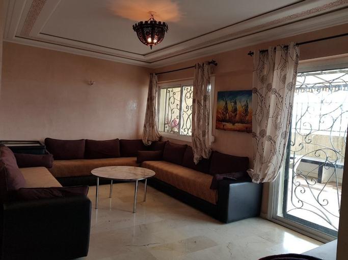 Appartement 2 Chambres Centre Fes-Nouzha, Zouagha-Moulay Yacoub