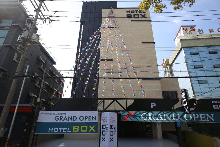 Box Hotel, Cheongwon
