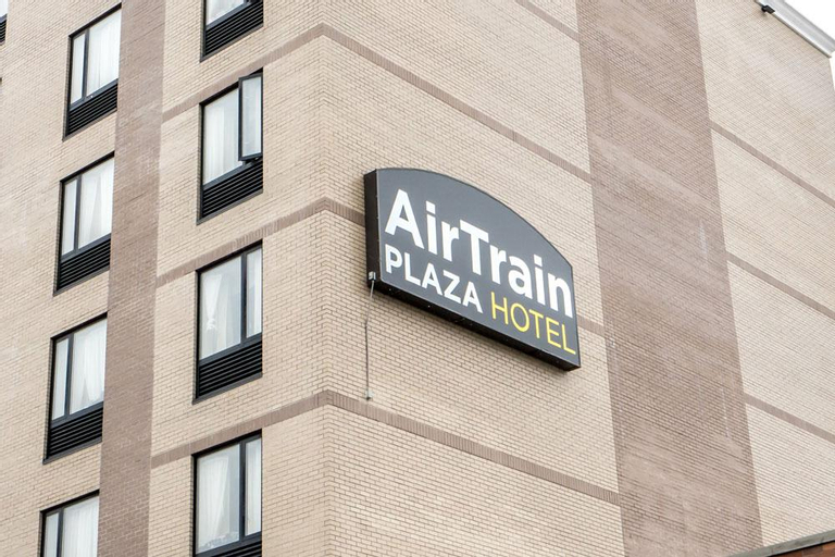 AirTrain Plaza Hotel JFK Airport, Queens