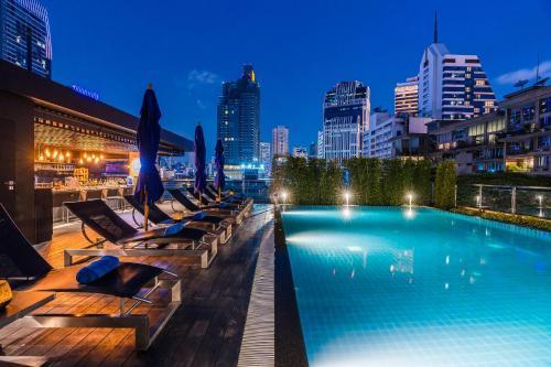 The Key Premier Sukhumvit Bangkok by Compass Hospitality, Ratchathewi