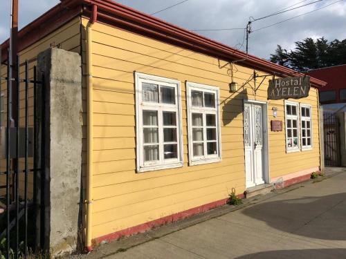 Hostal Ayelen, Magallanes