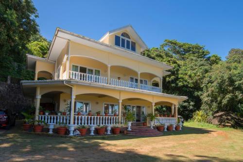 SeyBreeze Villa,