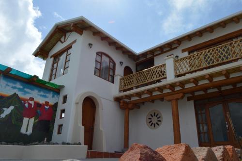 Martita's house hostal, Pujilí