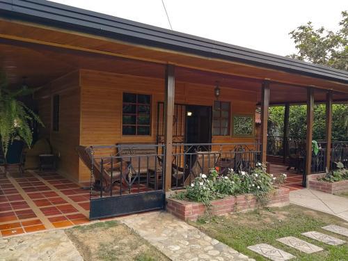 Finca Villa Leandro, Piedecuesta