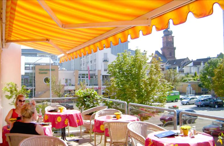 Stadt Cafe Pension Grünstadt, Bad Dürkheim