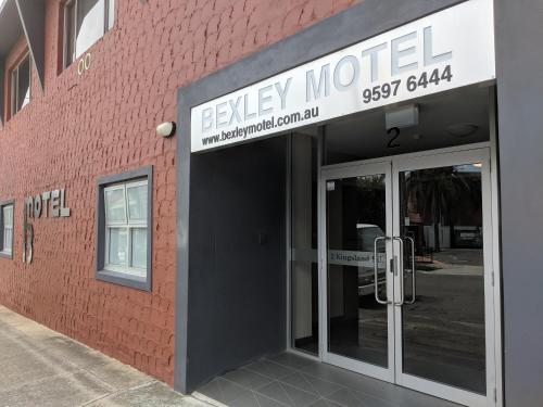 Bexley Motel, Rockdale