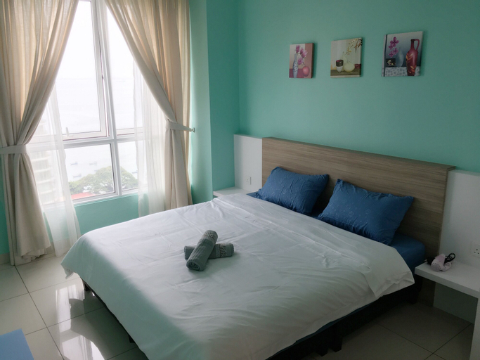 Mansion Deluxe and Double Seaview Suite, Pulau Penang