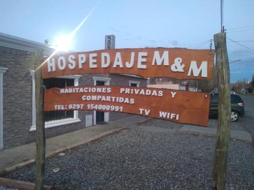 hospedaje M&M, Lago Buenos Aires