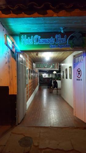 Hotel Diamante Real San Agustin, Isnos