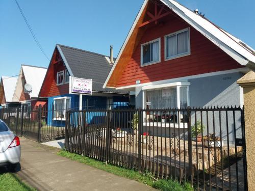 Hospedaje Punta Arenas, Cautín