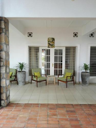 Urban Lodge, Roherero