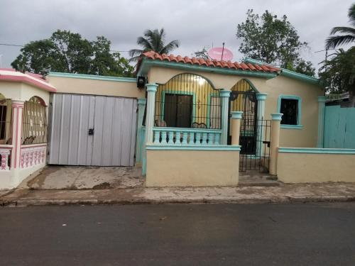 Mi casa, Sabana Grande de Boyá