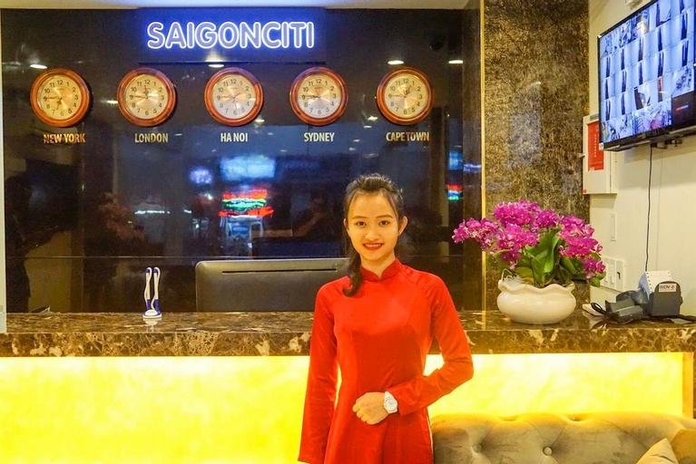 Saigonciti Hotel, Quận 1