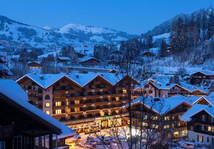Bernerhof Swiss Quality Hotel Gstaad (Pet-friendly), Saanen
