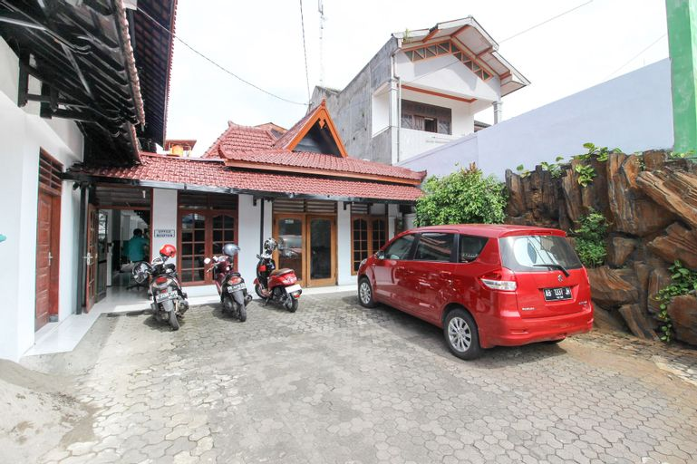 RedDoorz Plus near Alun Alun Selatan, Yogyakarta