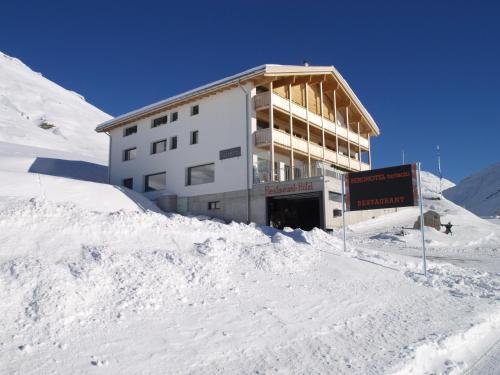 Berghotel Turtschi, Hinterrhein