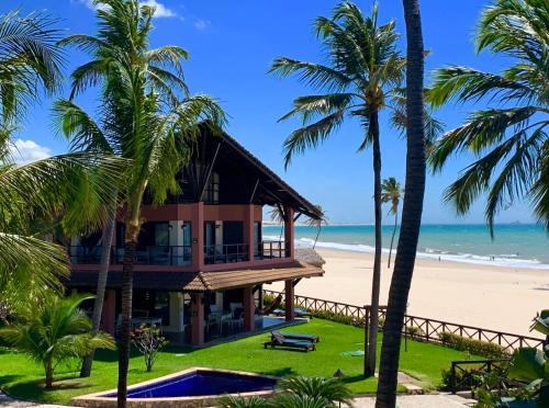 Dream Beach Cumbuco Oceanfront Apartments, Caucaia