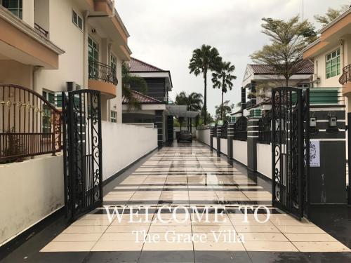 The Grace Villa, Muar