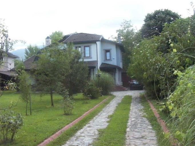 Villa Kano, Merkez