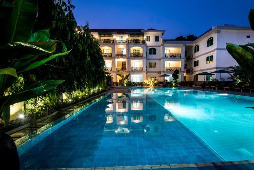 T-easy Crystal Hotel, Siem Reab