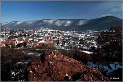 Jakab-hegy Vendeghaz, Pécs