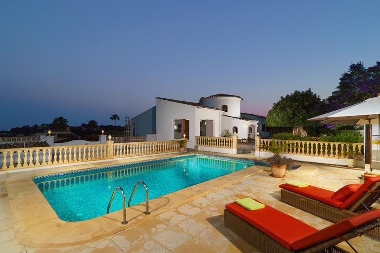 Villa Solhabitat Bonita Moraira, Alicante