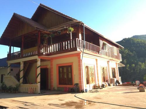 Janh Ya Phone Guesthouse, Pakbeng
