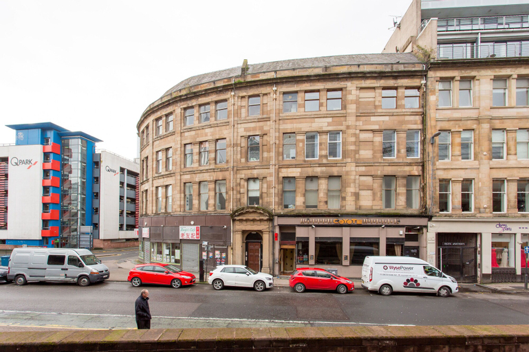 Luxury Traditional Tenement, Glasgow