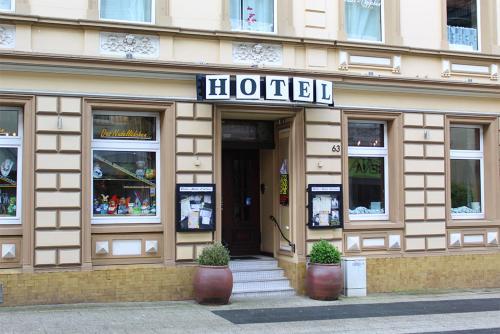 Hotel Schwaferts, Wuppertal