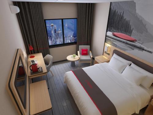 Thank Inn Chain Hotel Weihai Wendeng Wenshan Road, Weihai