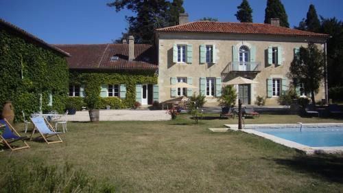 Villa Marambat, Gers