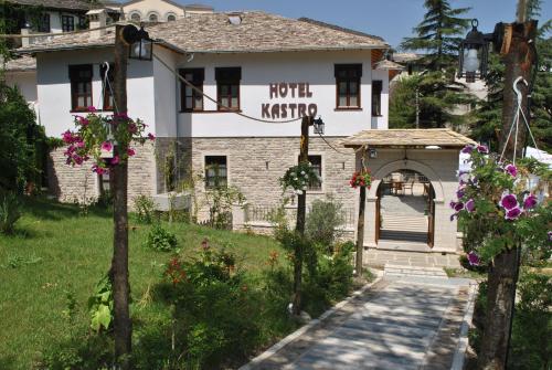Hotel Kastro, Gjirokastrës