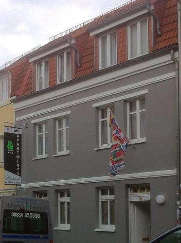 Apartmenthaus Im Herzen der Stadt Lange Straße 20, Vorpommern-Greifswald