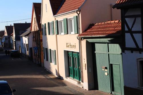 Alte Backstube - Ferienwohnung & Appartement, Alzey-Worms
