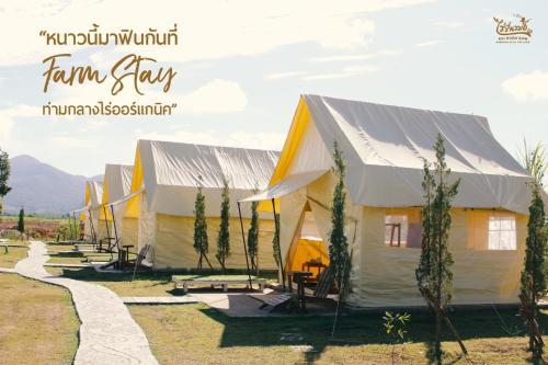 Rai Ruen Rom Organic Farm, Thoeng