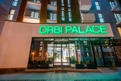 Orbi Palace Hotel Official, Borjomi