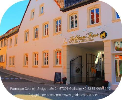 Hotel Restaurant Goldenes Ross, Donnersbergkreis