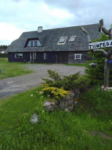 Tiiupesa Guest House, Pühalepa