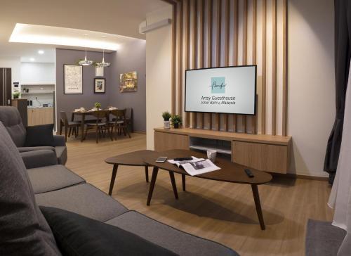 Holi Sky Habitat Premium Apartment, Johor Bahru