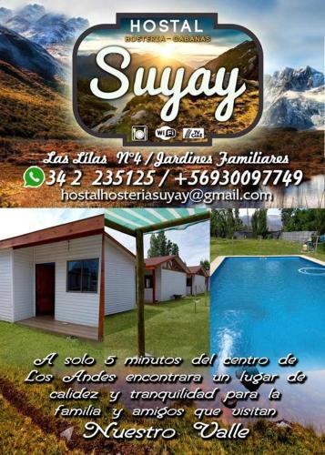 Hostal Hosteria Suyay, Los Andes