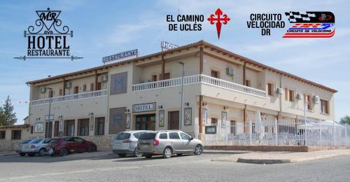 Hotel Restaurante MR, Cuenca