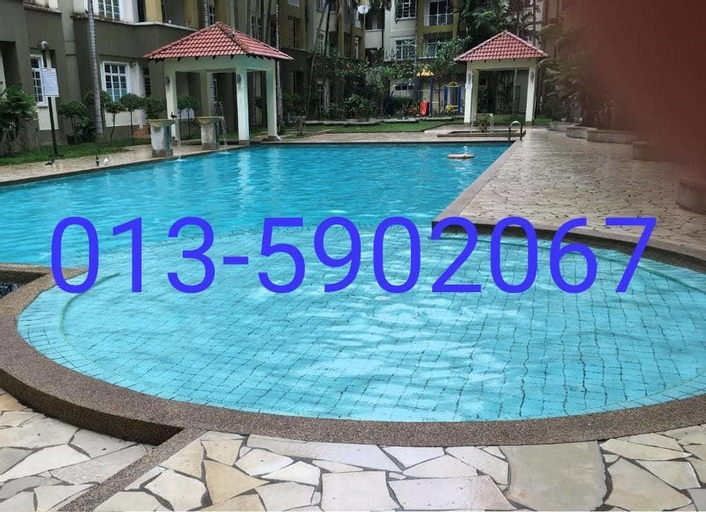 Stay 707 with pool view, Kota Melaka
