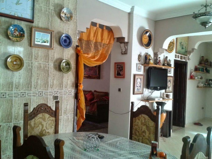 Apartment With 2 Bedrooms In Casablanca, With Wonderful City View, Ter, Casablanca