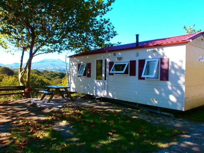 Camping Manex - Mobil-Home, Pyrénées-Atlantiques