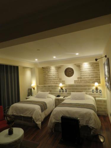 HOTEL BOUTIQUE ATIPAX, Antonio Quijarro