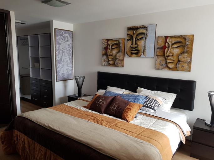 Luxury & Comfort Danna Deparment, Quito