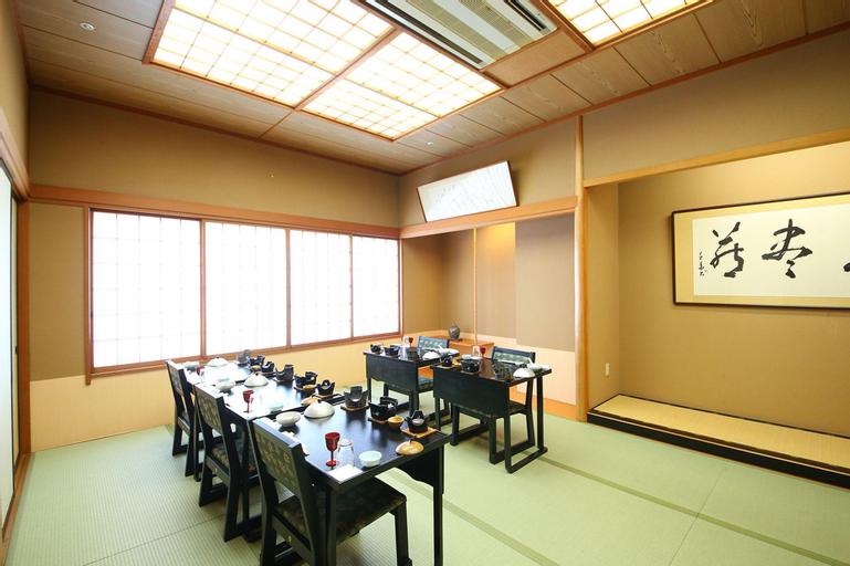 Ooedo Onsen Monoagatri  Hotel kinugawa gyoen, Nikkō